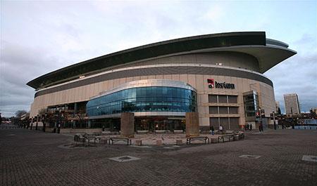 Rose Garden Arena Portland